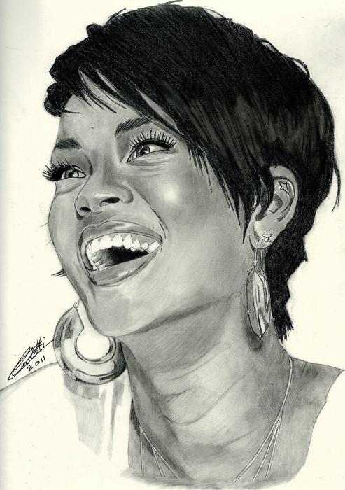 Rihanna par Fanfaron